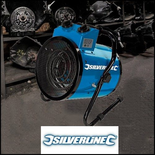 Silverline termoventilatori