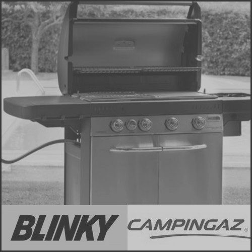 Blinky barbecue
